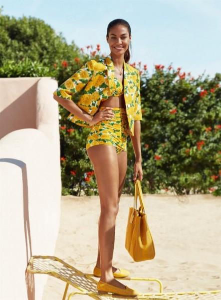 Joan Smalls For Vogue US May 2015 3