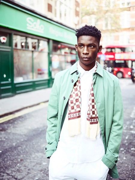 Model Harry Uzoka For Caleo Magazine 11