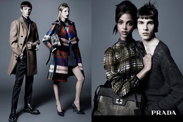 Prada's Pre-Fall Campaign1