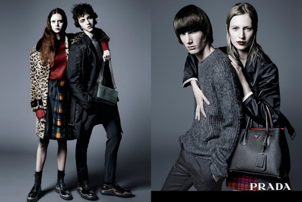 Prada's Pre-Fall Campaign2