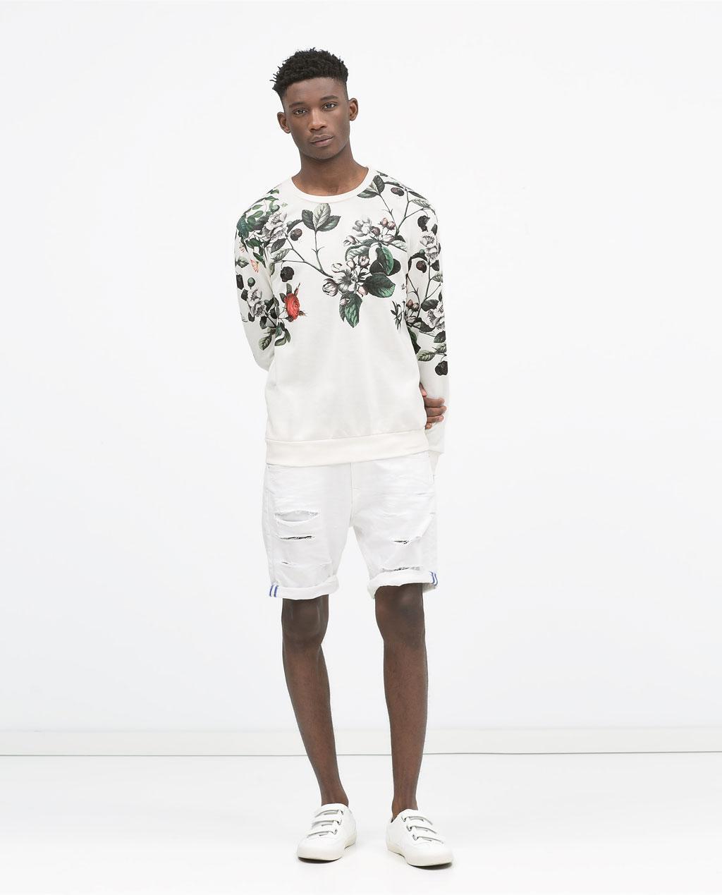 Lookbook: Harry Uzoka For Zara – dmfashionbook.com