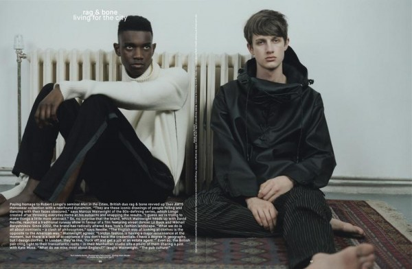 George Koh by Felix Cooper  Dazed and Confused Magazine SS 15 2