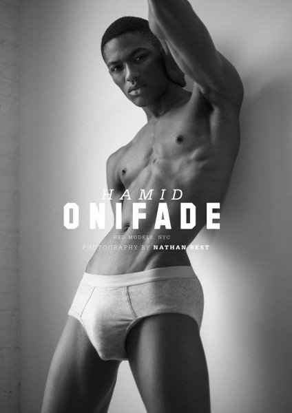 Hamid Onifade by Nathan Best Yearbook Annual 2015 1