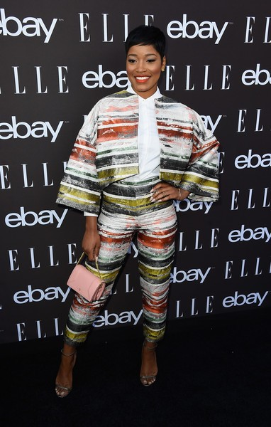 Keke Palmer Attends ELLE's Women In Music Celebration2