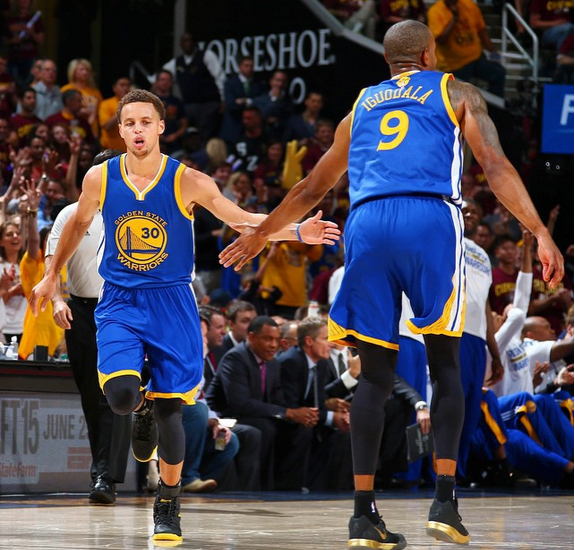 Golden State Warriors Win The 2015 NBA Championship!3