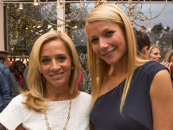 Goop CEO Lisa Gersh and Gwyneth Paltrow