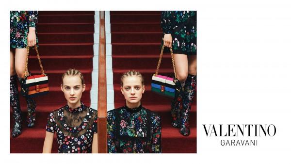 Valentino's Pre Fall 2015 Ad Campaign 2