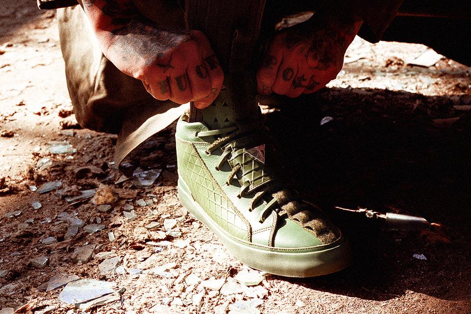 Sneaker Collaboration: K1X & Patrick Mohr's Mk6