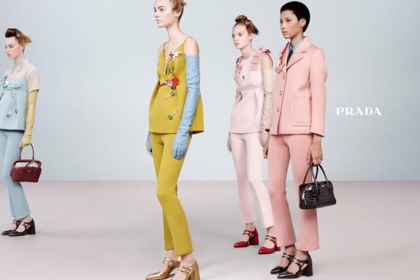 Prada's Fall 2015 Campaign1