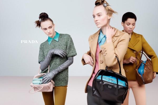 Prada's Fall 2015 Campaign2