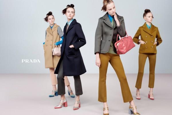 Prada's Fall 2015 Campaign3