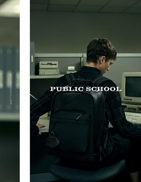 Public School's Fall 2015 Ad Campaign1