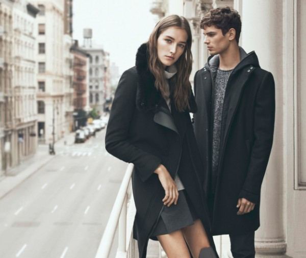 Vince Releases Fall '15 Ad Campaign 1