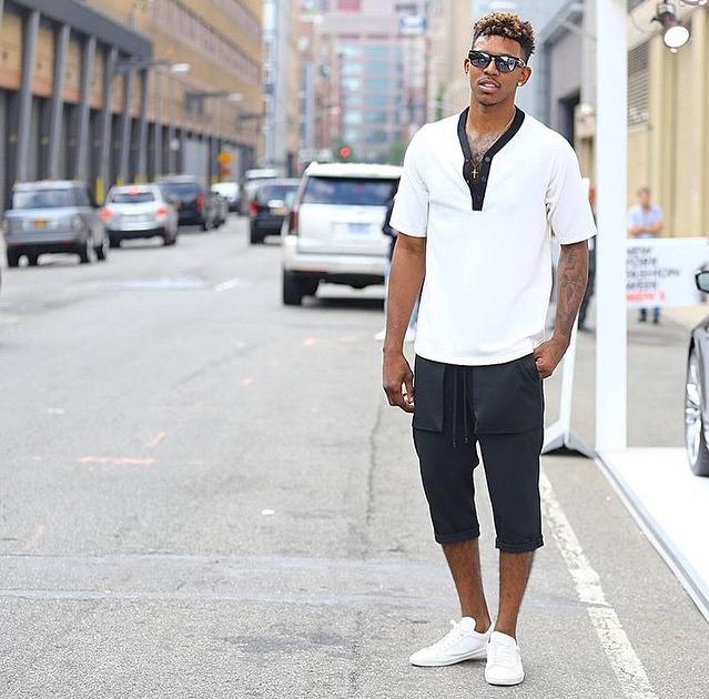 New York Fashion Week Men S Nick Young