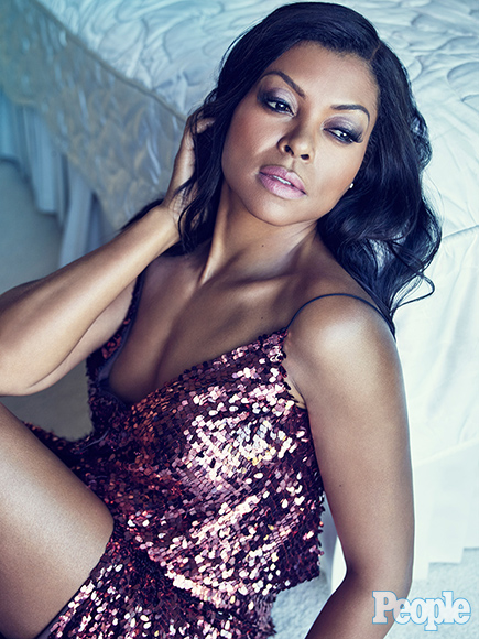 Actress Taraji P. Henson For People Magazine's Pre-Emmy Issue