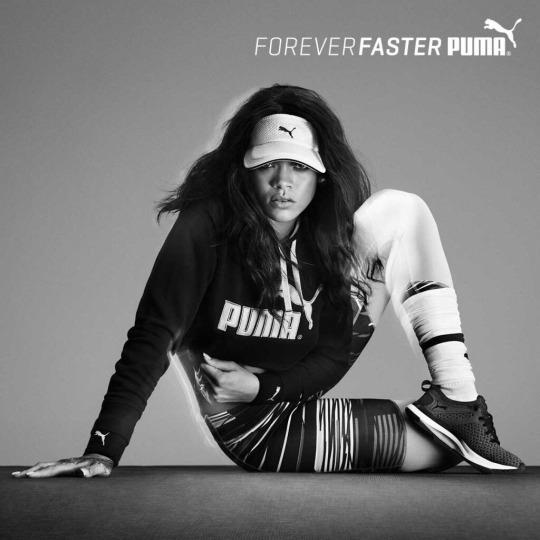 Rihanna For Puma Fall 2015 3