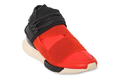 Y-3 Qasa Elastic High Sneakers 2
