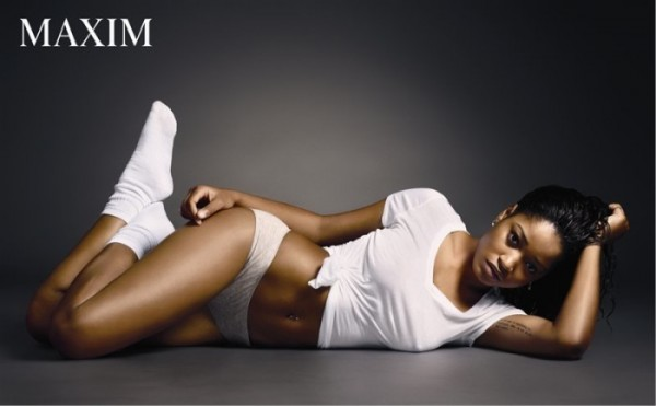 Actress Keke Palmer For Maxim Magazine October 2015 Issue 2
