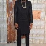 NYFW The Shows: Amar'e Stoudemire Attends Givenchy Presentation At Pier 26