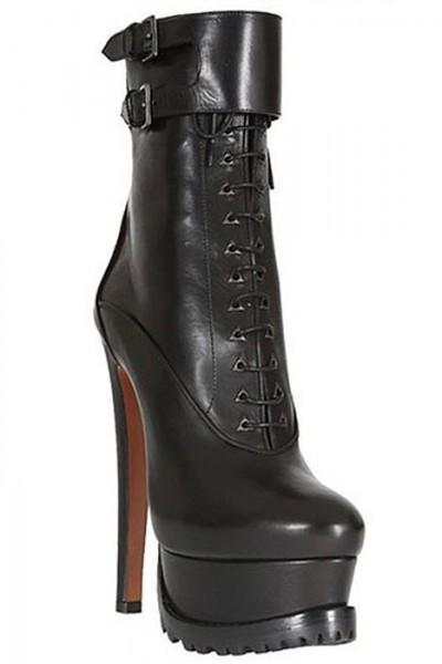Azzedine-Alaia-Leather-Lace-Up-Platform-Boots