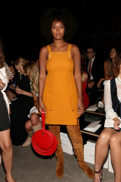 Celebs Flocked To The Big Apple For New York Fashion Week6
