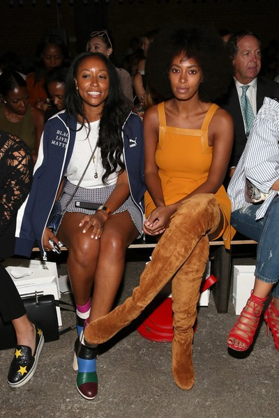 Celebs Flocked To The Big Apple For New York Fashion Week8