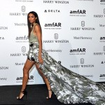 Ciara Attends amfAR Milano 2015 & The Roberto Cavalli SS16 Show During Milan Fashion Week