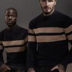 Fashion Editorial: David Beckham & Kevin Hart For H&M Modern Essentials Autumn/Winter 2015/16