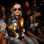 NYFW The Shows: Rita Ora Front Row At Jeremy Scott Spring 2016