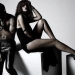 Rihanna's New Puma Ad Campaign Feartuing Travi$ Scott