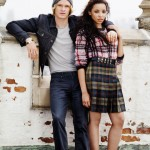 Singers Tinashe & Cody Simpson Cosmopolitan's October 2015 Issue