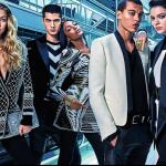Full Ad Campaign: Balmain x H&M