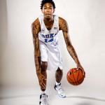 College Basketball Player: Duke's Brandon Ingram