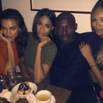 Dining At NYFW: Ciara, Jourdan Dunn, Iman & More Attend TopShop's Celebration Dinner