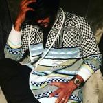 Swizz Beatz Spotted Wearing A Cardigan From LNZ Clothing