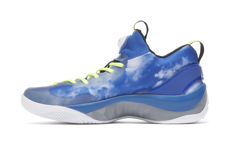 Performance Basketball Sneaker  Reebok s ZPump Rise Arrives October ... 9308b47af
