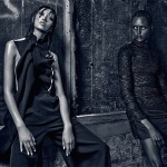 Ajak Deng & Tian Yi For Archetype Magazine