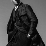 Model David Agbodji For Archetype Magazine's Fall/Winter 2015/16 Issue