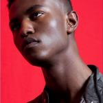 Model Jamie Baah-Mensah For Bon Magazine