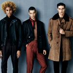 Model Michael Lockley For The Telegraph Luxury