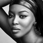 October 2015 Issue: Naomi Campbell For Lui Magazine