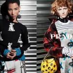 Ad Campaign: Miuccia Prada's Prada Resort 2016