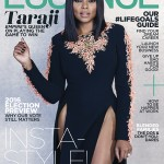 Black Hollywood: Taraji P. Henson Covers Essence Magazine's November 2015 Issue
