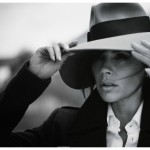 November 2015 Issue: Victoria Beckham For VOGUE Germany