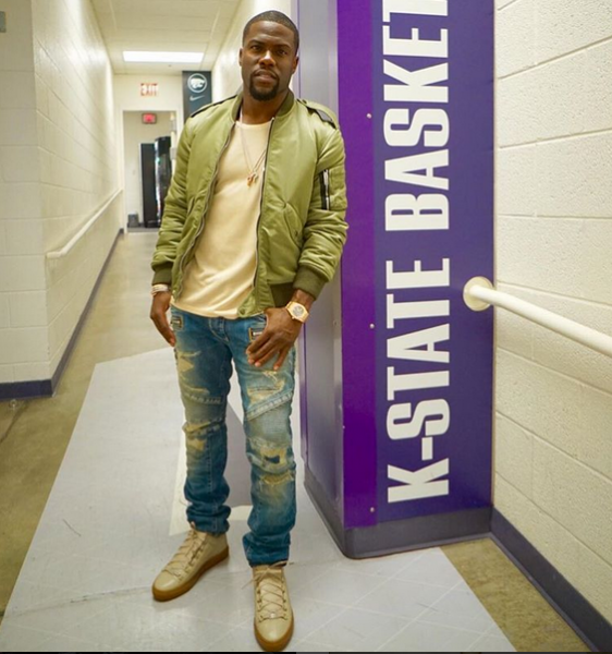 kevin hart saint laurent jacket