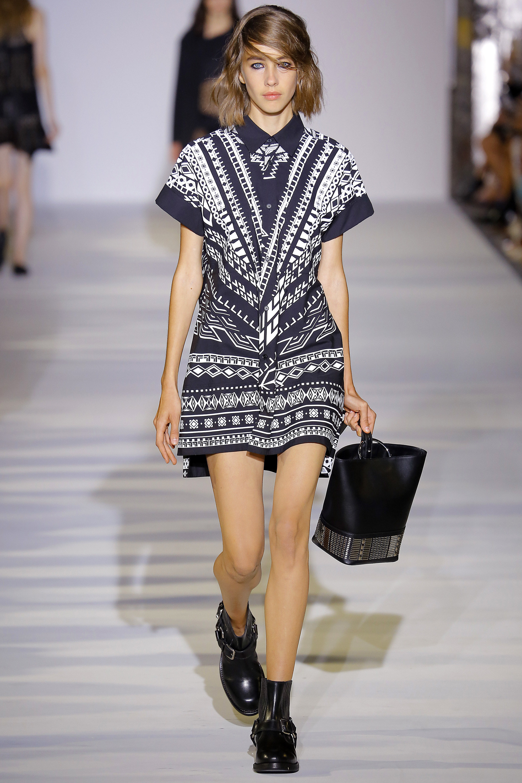 New York Fashion Week Otb