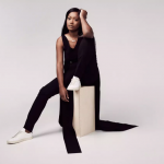 Keke Palmer For Yahoo Style; Draped In Designers & Talked Fashion