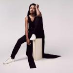 Keke Palmer For Yahoo Style; Draped In Designers & Talked Fashion