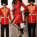 Burberry's Holiday Campaign: Starring Naomi Campbell, Romeo Beckham, Rosie Huntington-Whiteley & James Bay
