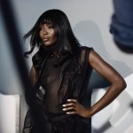 Naomi Campbell Shows Her Model Body For Yamamay Lingerie